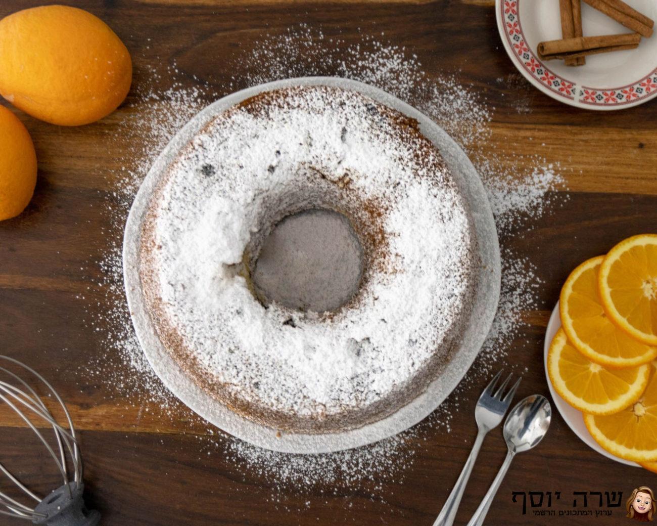 עוגת תפוזים