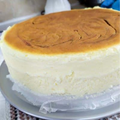 עוגה אפויה